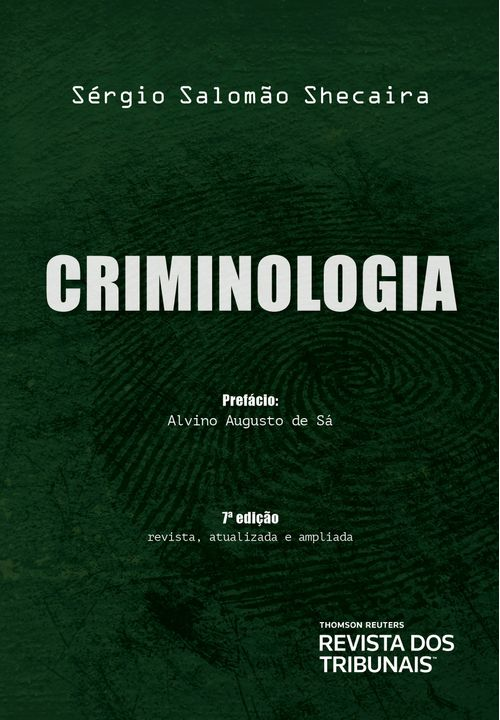 Criminologia - 7ª Edição