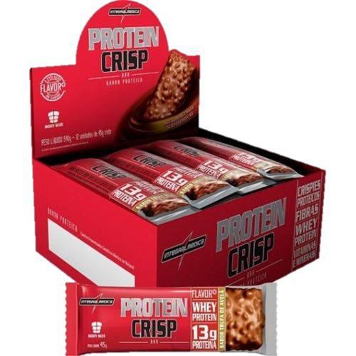 Crisp Bar 12 Unid V2 Integralmedica