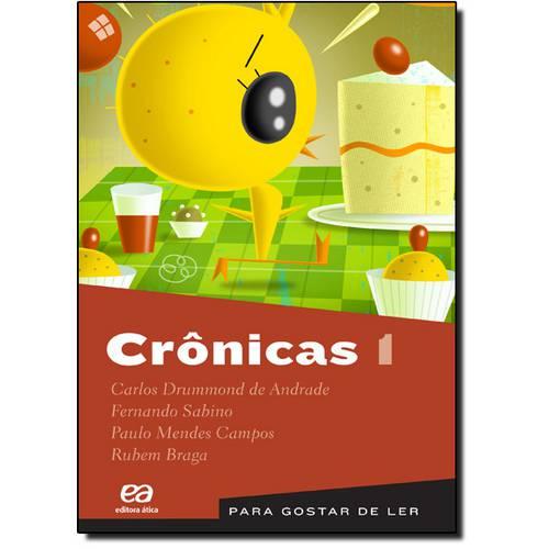 Crônicas - Vol. 1 - Coleção para Gostar de Ler