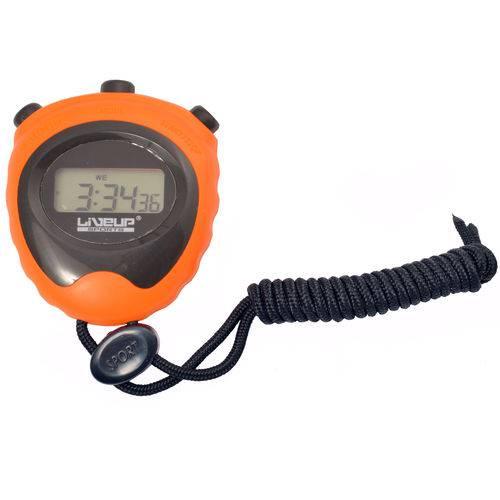 Cronômetro com Alarme, Marcador de Hora e Data à Prova de Água - Liveup LS3193