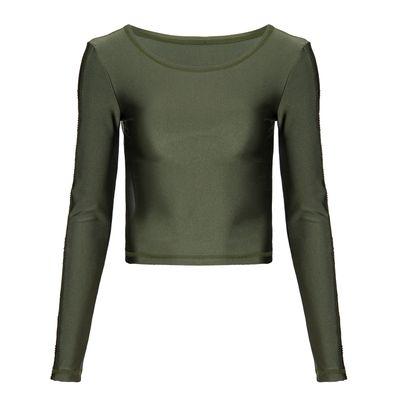Cropped Railay Verde Escuro P