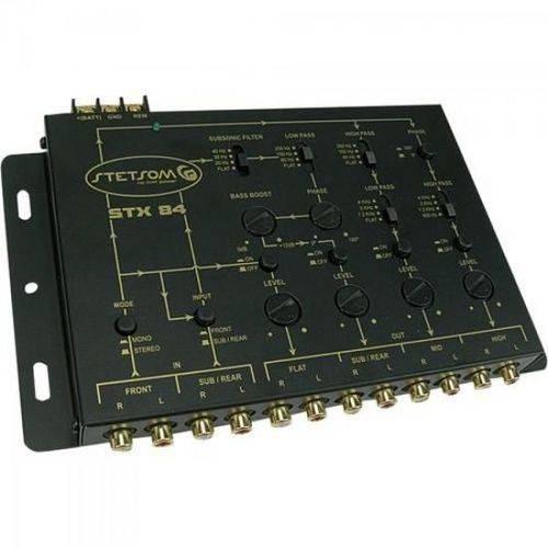 Crossover Eletronico Stx84 Stetsom