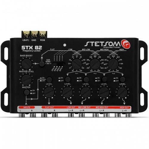 Crossover Stetsom Stx82 Frequency Locked