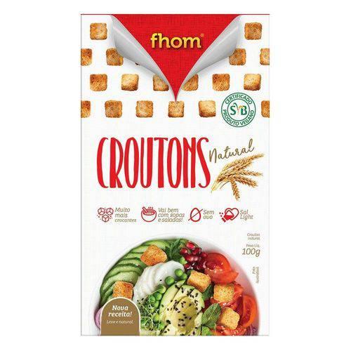 Crouton Natural 110g