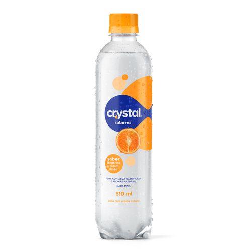 Crystal Sabores Tangerina e Capim Limão - 510 ML