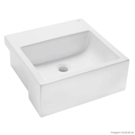 Cuba para Banheiro de Semi-encaixe Branca Icasa