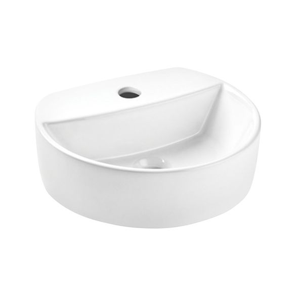 Cuba Smart Celite Apoio 40x35.5cm Branca