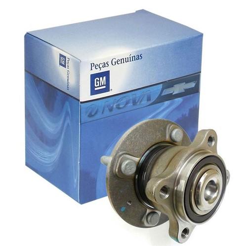 Cubo com Rolamento da Roda Traseria Lado Direito ou Esquerdo Abs 13500590 Prisma /cobalt /onix