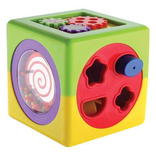 Cubo de Atividades - Dican - Brinquedo Educativo