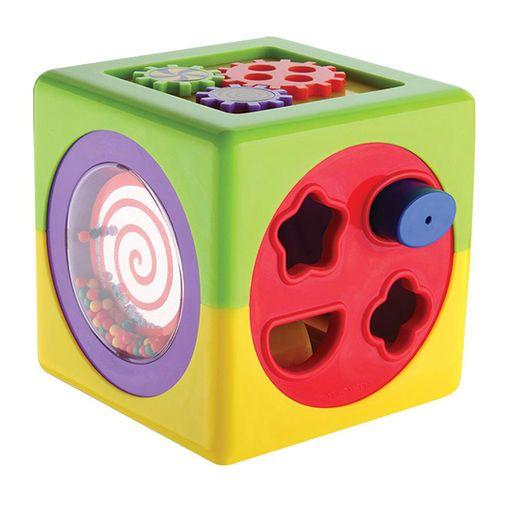 Cubo de Atividades - Hora de Brincar - Dican