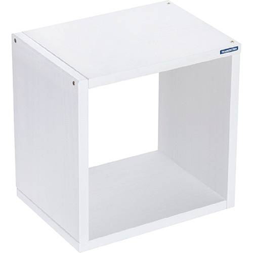 Cubo Decorativo 91774002 Branco - Tramontina