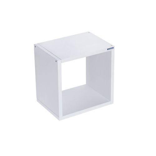 Cubo Mod03 Branco Branco