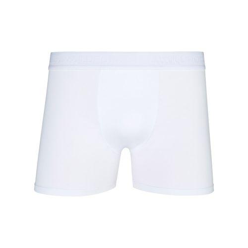 Cueca Lupo Boxer Sport - Poliamida com Elastano (Adulto) Tamanho: P | Cor: Branco