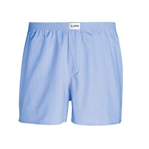 Cueca Lupo Samba-Cancao (Adulto) Tamanho: P | Cor: Azul