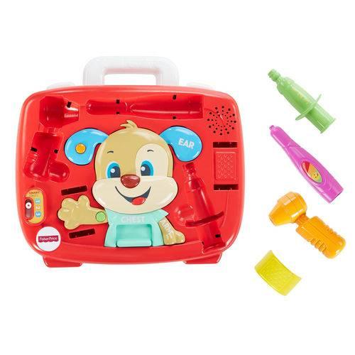 Cuidando do Cachorrinho Fisher-Price - Mattel