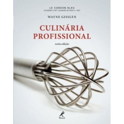 Culinaria Profissional - Manole