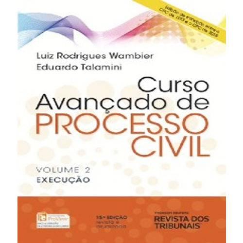 Curso Avancado de Processo Civil - Vol 02 - 15 Ed