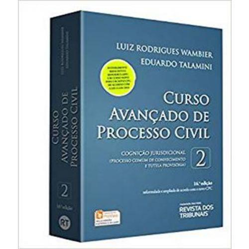Curso Avancado de Processo Civil - Vol 02 - 16 Ed