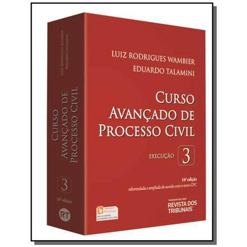 Curso Avancado de Processo Civil - Vol.3 04