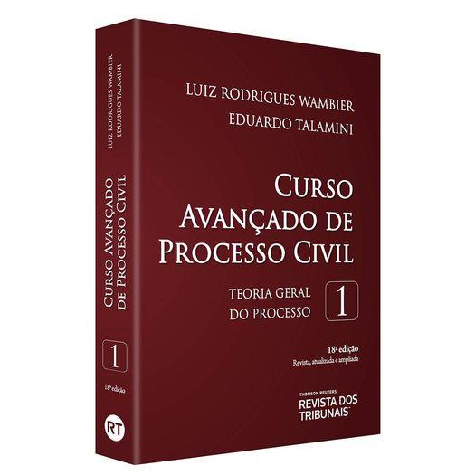 Curso Avancado de Processo Civil Vol 1 - Rt