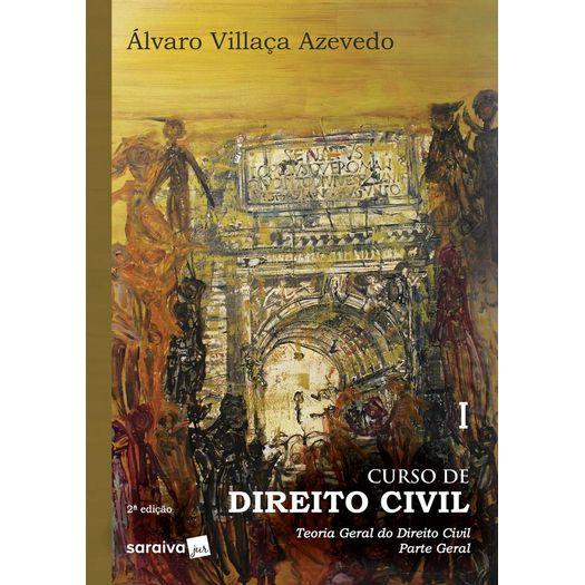 Curso de Direito Civil I - Villaca - Saraiva