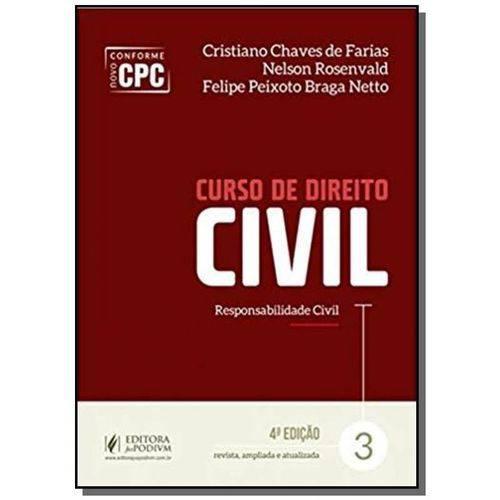 Curso de Direito Civil: Responsabilidade Civil -05