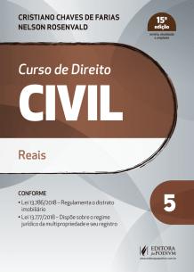Curso de Direito Civil - V.5 - Reais (2019)