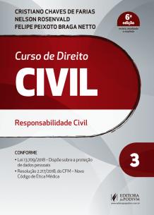 Curso de Direito Civil - V.3 - Responsabilidade Civil (2019)
