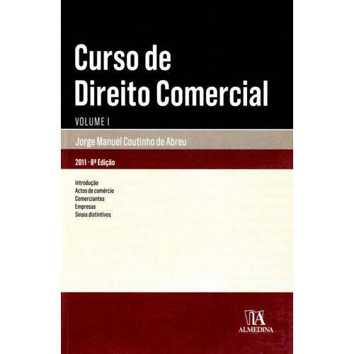Curso de Direito Comercial - V - 9789724047089