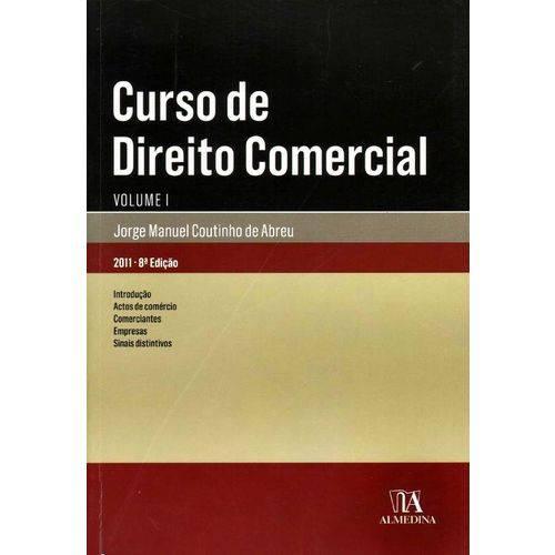 Curso de Direito Comercial - Volume 1