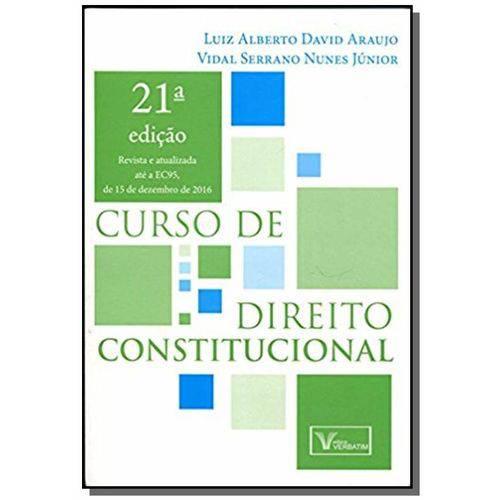 Curso de Direito Constitucional 76