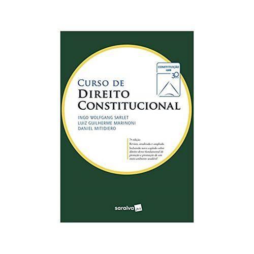 Curso de Direito Constitucional 7ªed. - Saraiva