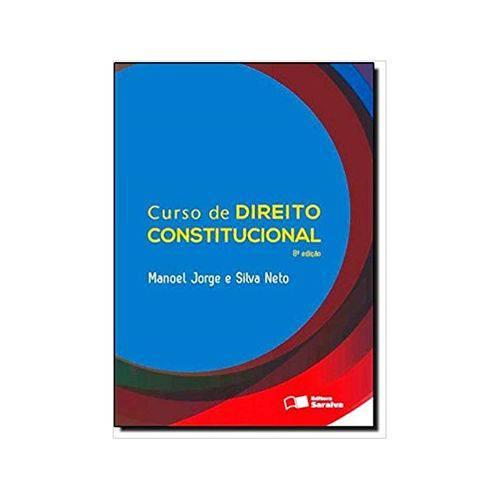 Curso de Direito Constitucional 8ªed. - Saraiva