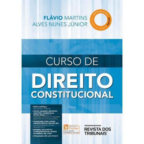 Curso de Direito Constitucional - Rt