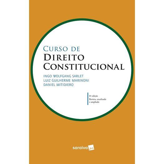 Curso de Direito Constitucional - Saraiva