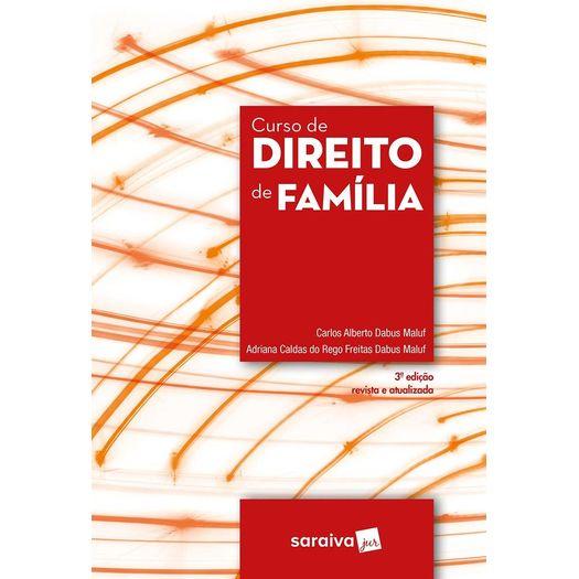 Curso de Direito de Familia - Saraiva
