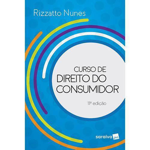 Curso de Direito do Consumidor - 11ª Ed.