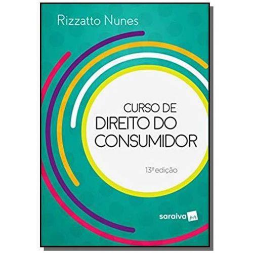 Curso de Direito do Consumidor - 13ed/18