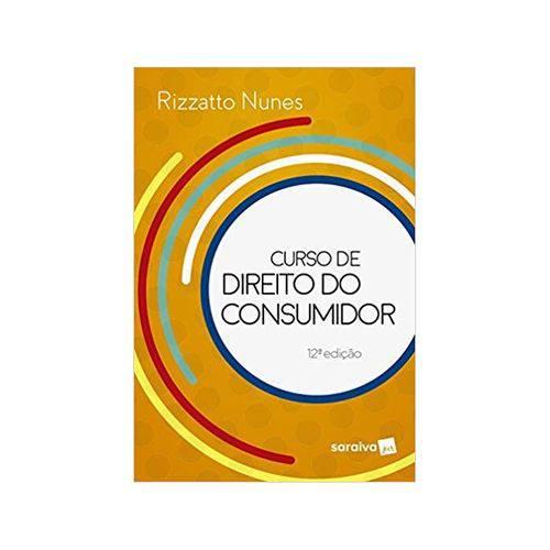 Curso de Direito do Consumidor 12ªed. - Saraiva