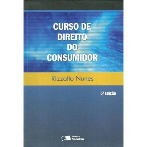 Curso de Direito do Consumidor - 5ª Edicao