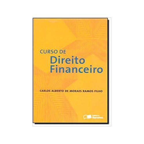 Curso de Direito Financeiro 1ªed. - Saraiva