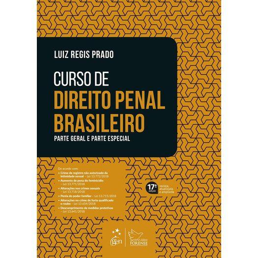 Curso de Direito Penal Brasileiro - Forense