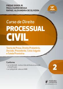 Curso de Direito Processual Civil - V.2 (2019)