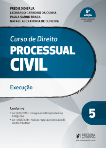 Curso de Direito Processual Civil - V.5 (2019)
