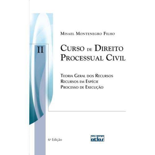 Curso de Direito Processual Civil V.2 6ª Ed.2009