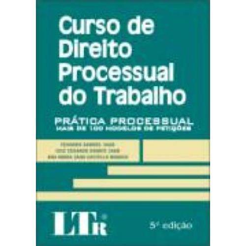 Curso de Direito Processual do Trabalho - 5ª Ed. 2007