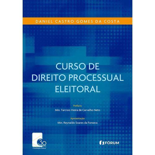 Curso de Direito Processual Eleitoral (2018)
