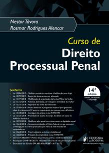 Curso de Direito Processual Penal (2019)