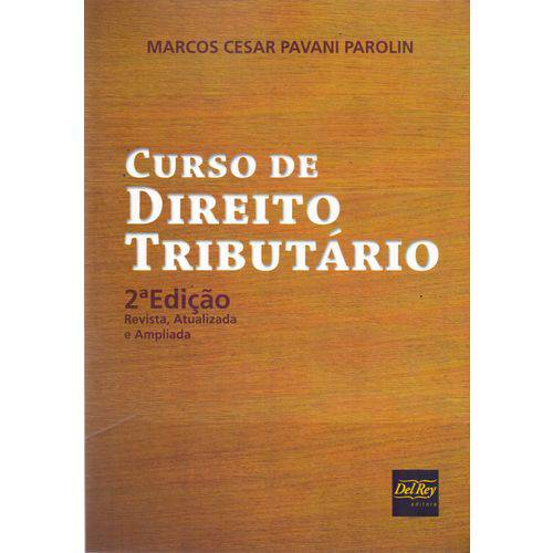 Curso de Direito Tributario - 02ed/17