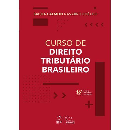 Curso de Direito Tributario Brasileiro - Forense